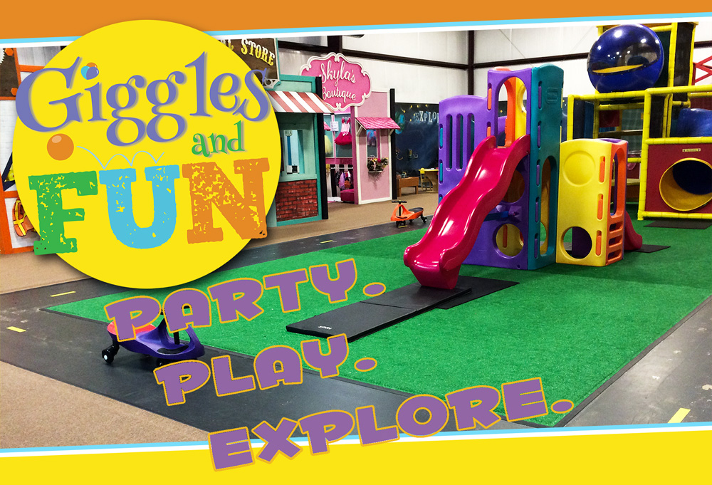 Giggles & Fun - Infant & Toddler Birthday Parties in Katy TX